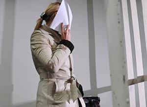 Арест следователя по особо важным делам Нелли Дмитриевой