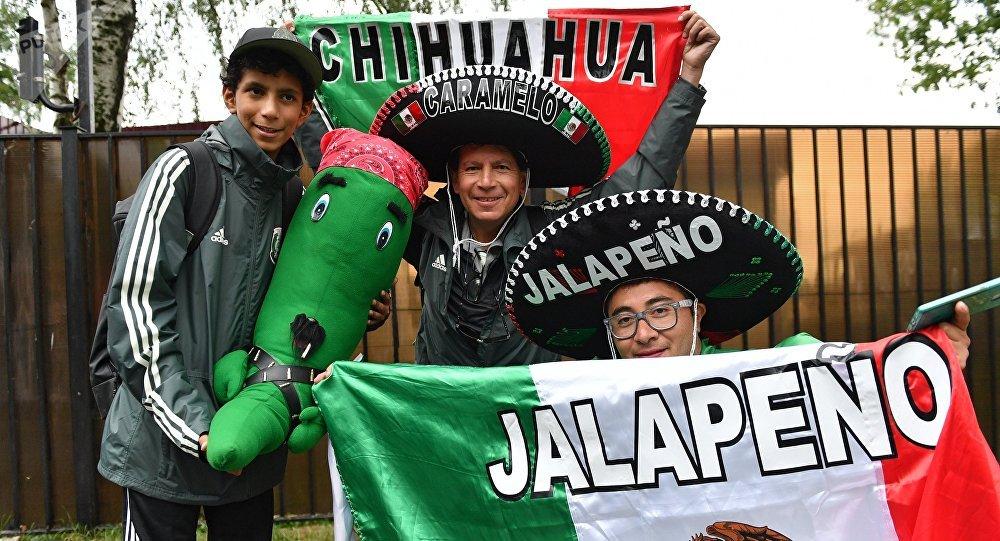 Мексикалық жанкүйерлер