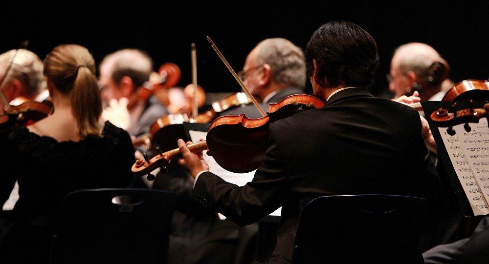 Оркестр, иллюстративное фото