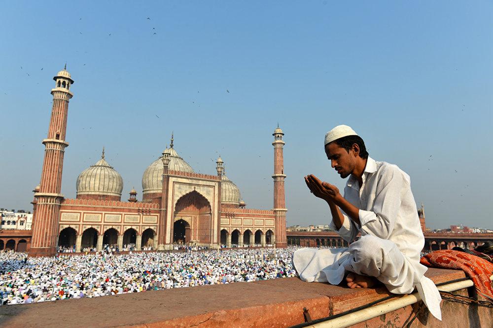 Мечеть в Индии