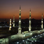 Масджид ан-Набави, Медина, Саудовская Аравия