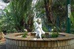 Ботанический сад Петропавловска