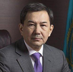 Вице-министр оборонной и аэрокосмической промышленности РК Аманияз Ержанов