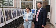 Sputnik Назарбаев пен Путиннің сирек кездесетін суреттерінің көрмесін ұйымдастырды