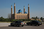Виды Усть-Каменогорска, мечеть