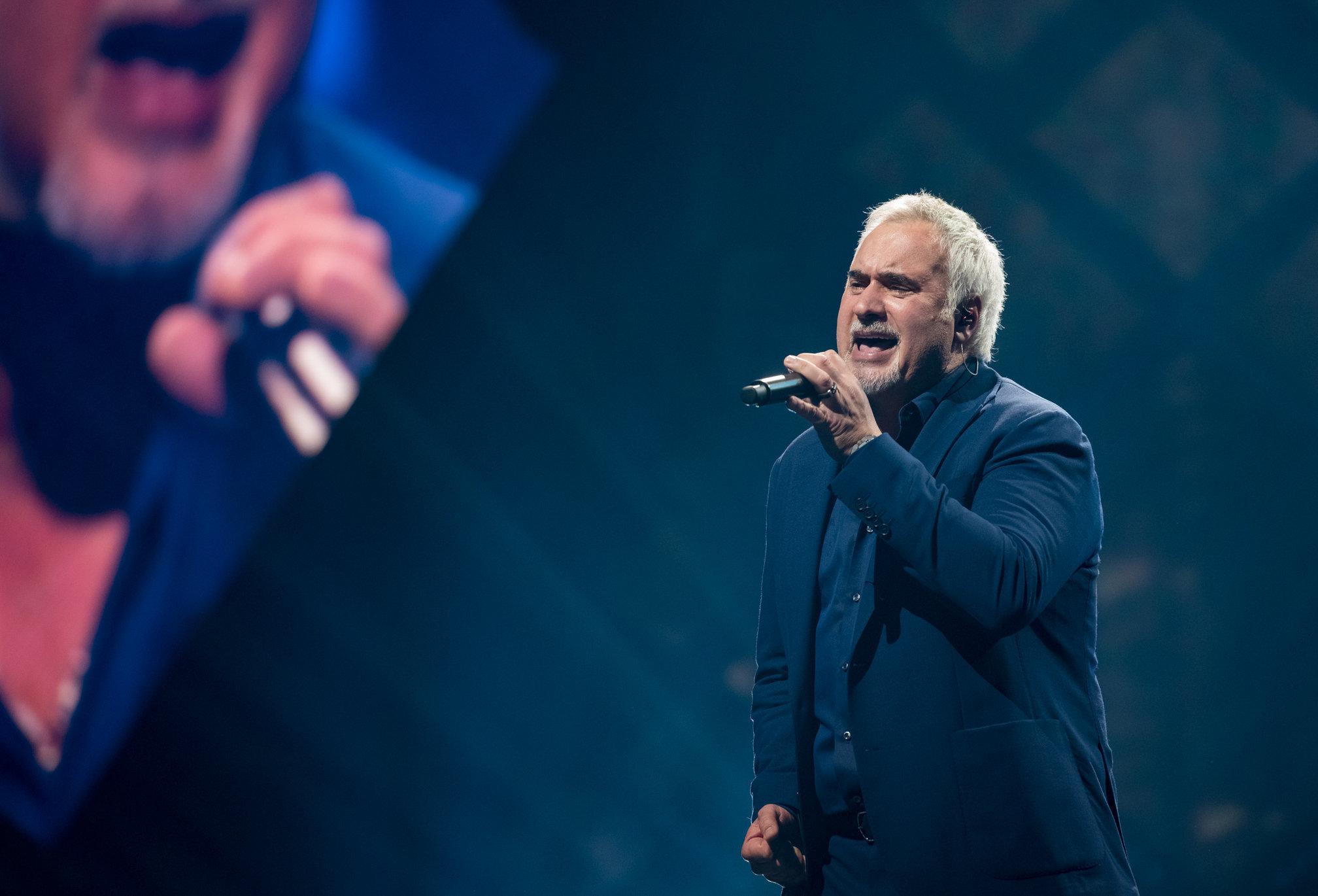 Валерий Меладзе на концерте памяти Батырхана Шукенова в Астане