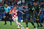Футбол. ЧМ-2018. Хорватия - Нигерия