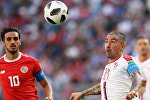 Футбол. ЧМ-2018. Матч Коста-Рика - Сербия