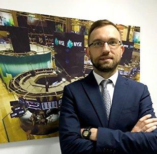 Начальник управления денежно-кредитных операций и золотовалютных активов, департамента монетарных операций нацбанка РК Иван Сердюк