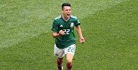 Матч Германия - Мексика: игрок сборной Мексики Ирвинг Лосано забил гол