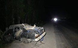 Алматы облысы Іле ауданында екі BMW соқтығысты