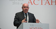 Спецпредставитель президента России по вопросам международного культурного сотрудничества Михаил Швыдкой, архивное фото