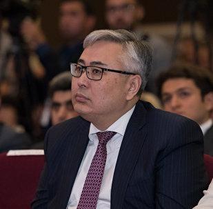 Руководитель канцелярии премьер-министра Галымжан Койшыбаев