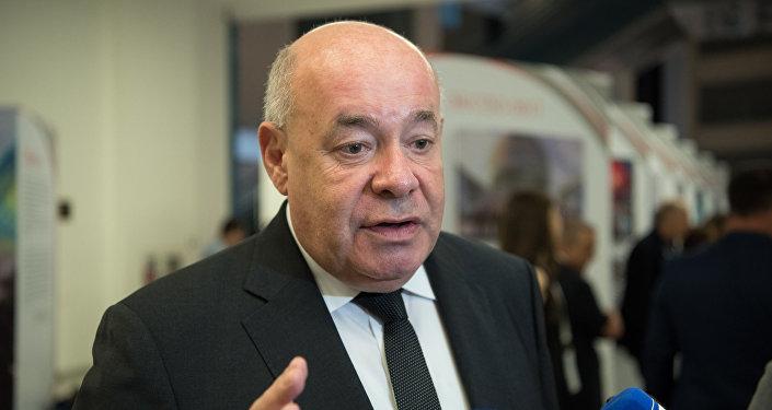 Спецпредставитель президента России по вопросам международного культурного сотрудничества Михаил Швыдкой