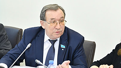 Депутат мажилиса парламента РК Кенес Абсатиров