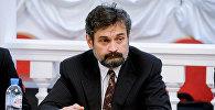 Директор института инструментов политического анализа, профессор Высшей школы экономики Александр Шпунт