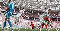 Футбол. ЧМ-2018. Матч Португалия - Марокко