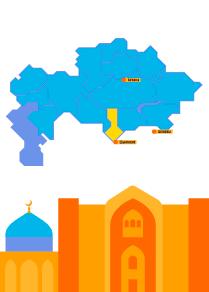 Между Шымкентом и Туркестаном: как изменилось административное деление Казахстана