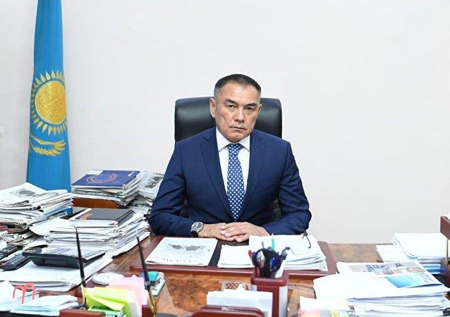 Алипбек Усербаев
