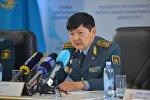 Вице-министр обороны Казахстана Талгат Мухтаров