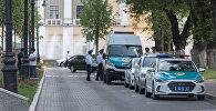 Несанкционированный митинг пресекли полицейские в Алматы