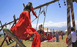 Международный этнофестиваль  Ұлы дала – көшпенділер әлемі