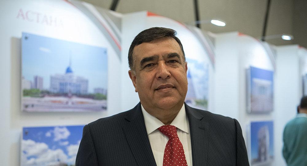 Помощник президента Таджикистана по вопросам социального развития и связям с общественностью Абдуджаббор Рахмонзода