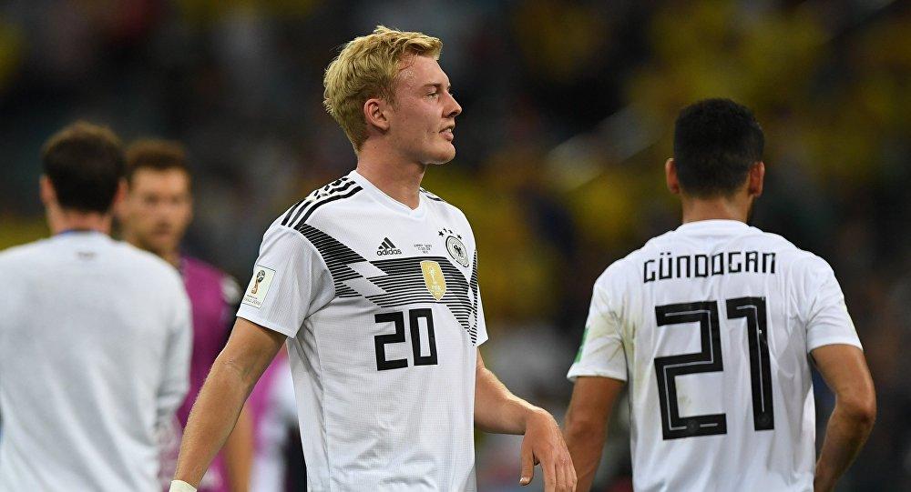 Футбол. ЧМ-2018. Матч Германия - Швеция