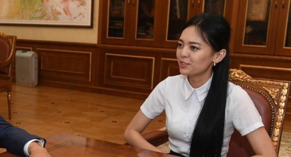 Шиара Кудайбергенова – первая из выпускников, которая в этом году набрала на ЕНТ 140 баллов на ЕНТ