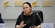 Ырза Турсынзада обвинила Каракат и Кыдырали в захвате помещения