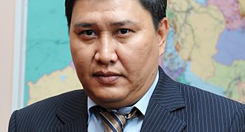 Данияр Тиесов
