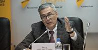 Тимур Дуйсенгалиев, Заместитель Председателя Правления АО НК Kazakh Tourism