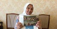 Жительница Астаны Фазила Жаналтай в номере National Geographic