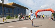 Соревнования по детскому акватлону в Астане Темир бала