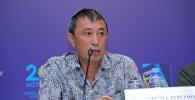 Казахстанский режиссер Ермек Турсунов, архивное фото
