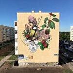 Фестиваль граффити URBAN ART ASTANA
