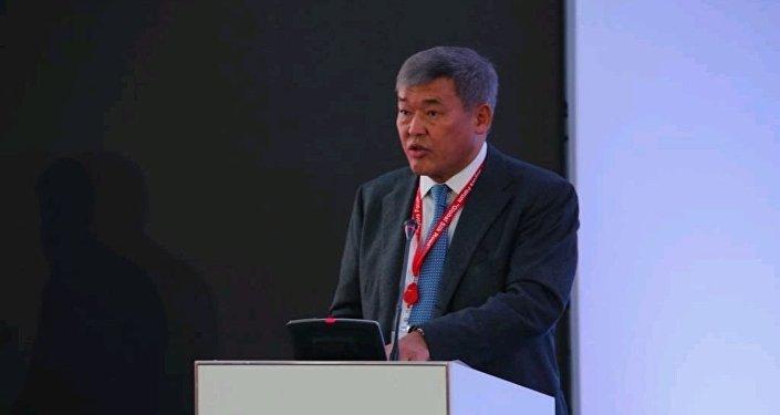 Руководитель международного центра зеленых технологий и инвестиционных проектов Рапиль Жошыбаев