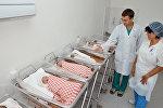 Новорожденные, архивное фото