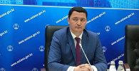 Руководитель управления общественного здравоохранения Астаны Камалжан Надыров