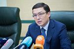 Глава Национального банка Данияр Акишев