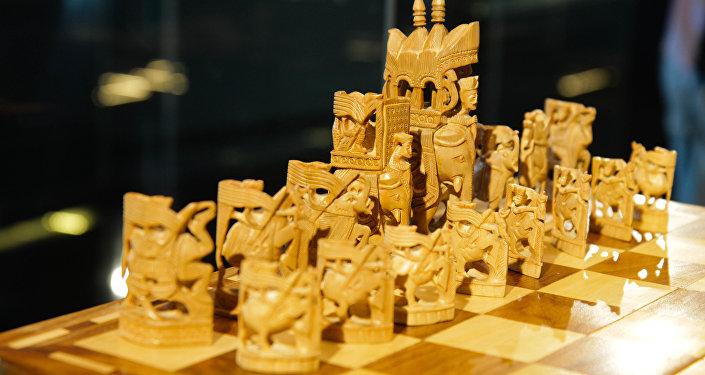 Ұлы моғолдар әскері шахматы