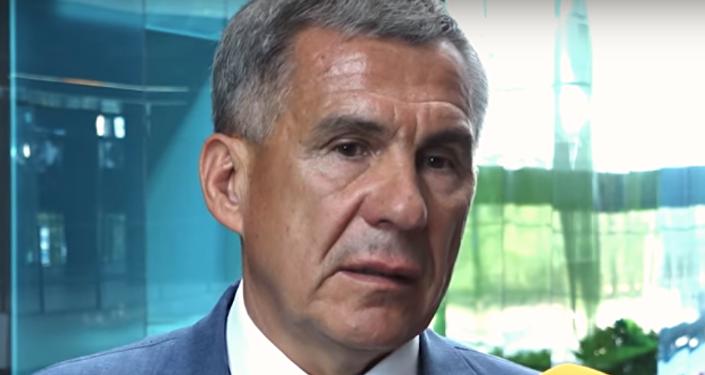 Минниханов: россияне без ума от чемпионата мира по футболу