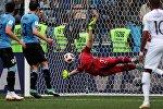 Матч Уругвай - Франция