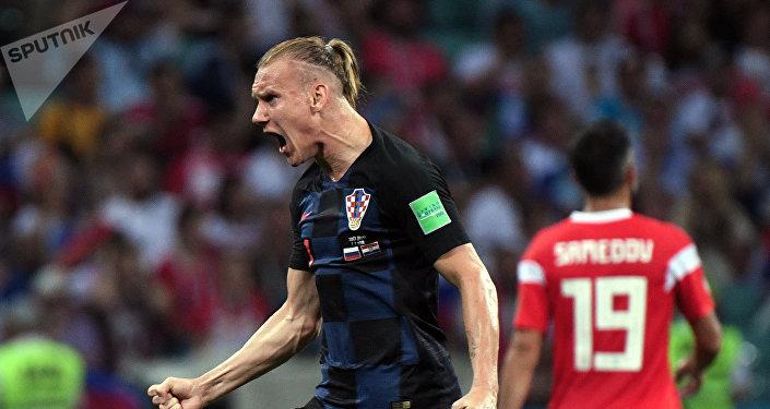 Футбол. ӘМ-2018. Ресей - Хорватия