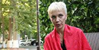 Председатель Ассоциации секс-работников и их сторонников Серебряная роза Ирина Маслова