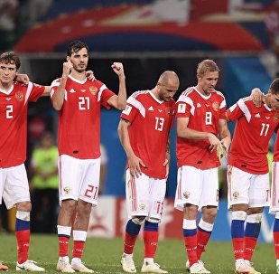 Проиграли, но не сдались: Сборная России покидает ЧМ