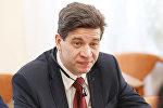 Политолог Владимир Колотов