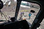 Казахстанские спасатели, пик Хан-Тенгри