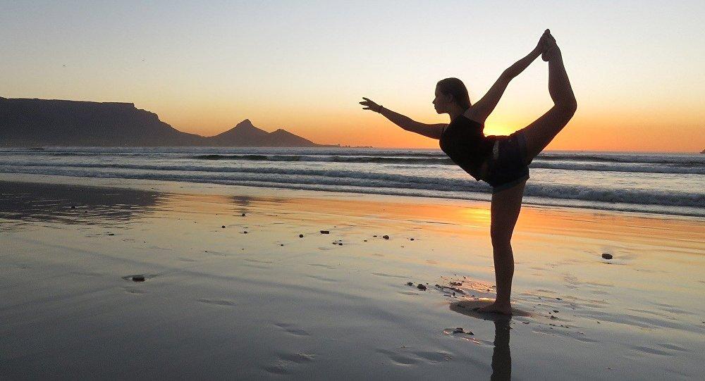 Пляж девушку фото — 5