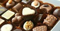 Шоколадные конфеты, иллюстративное фото
